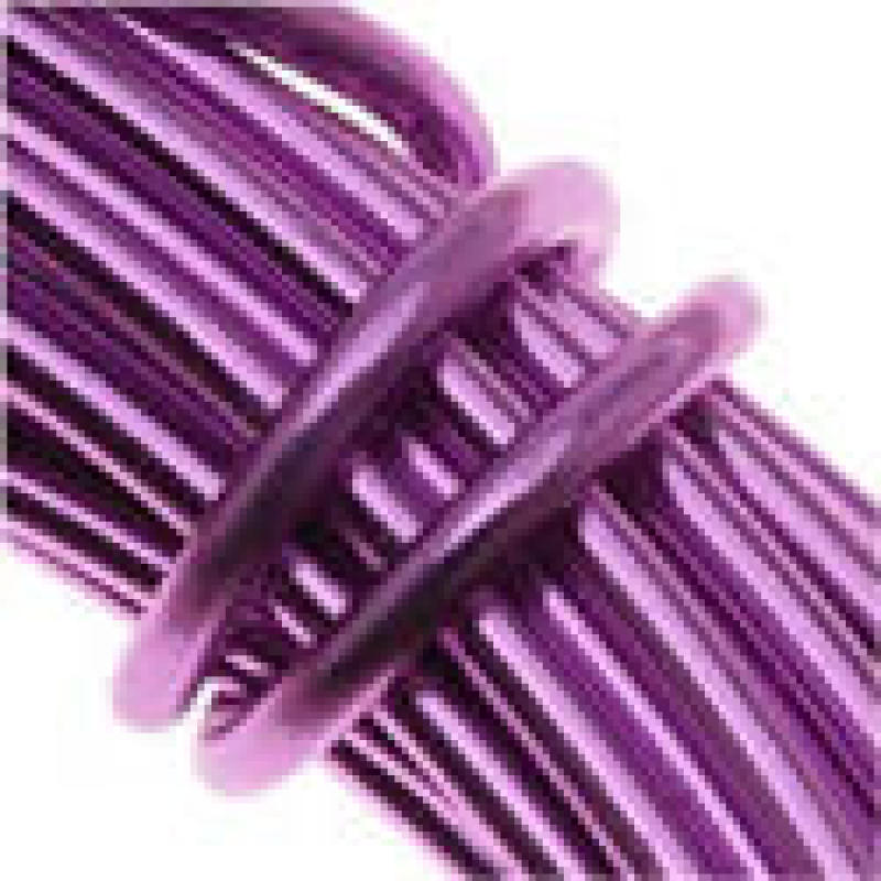 Deep Purple Craft wire (painted) 22 gauge 39 ft