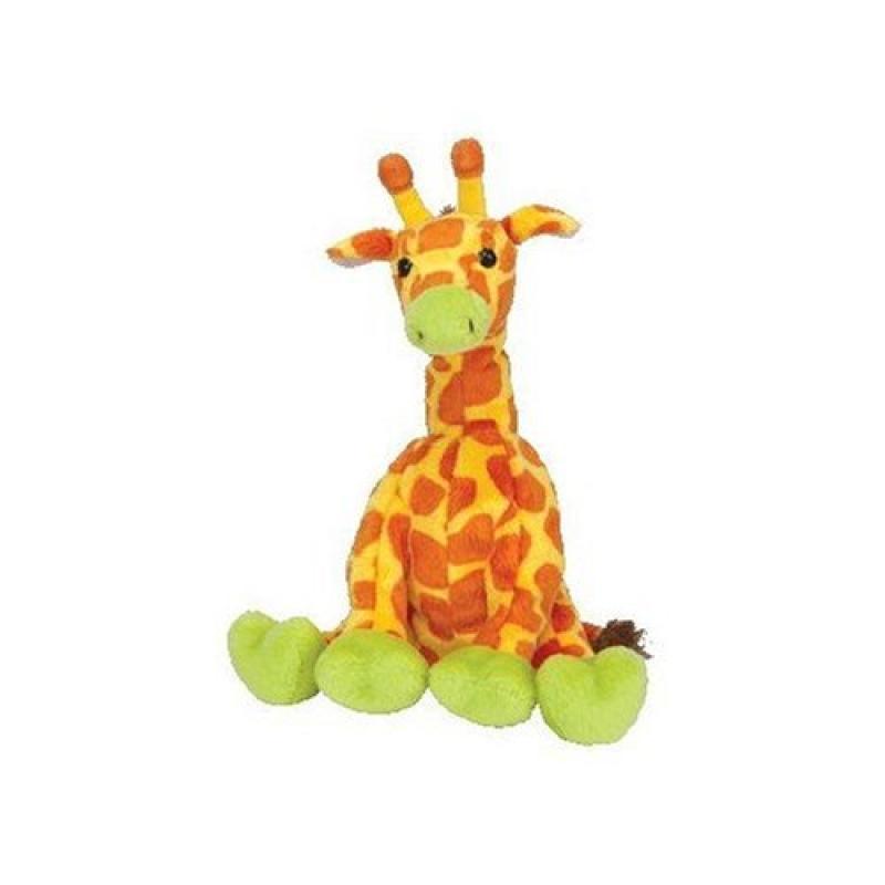 TY Beanie Baby - GIRAFFITI the Giraffe (Circus Beanie)