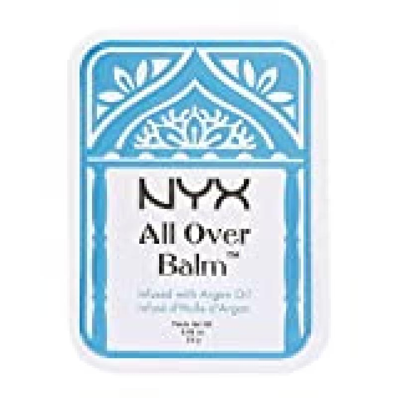 NYX All Over Balm - Argan Oil Infused .88 oz 25 grams