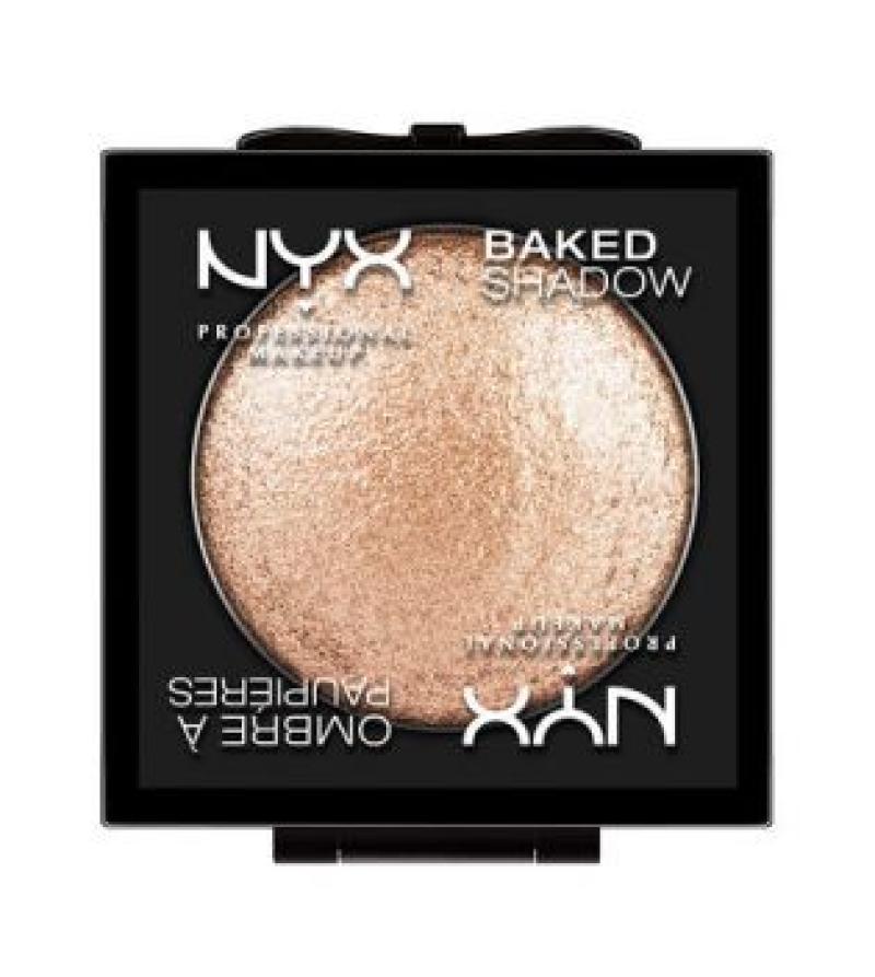 NYX Professional Makeup Baked Eyeshadow, Euphoria, 0.1 Ounce