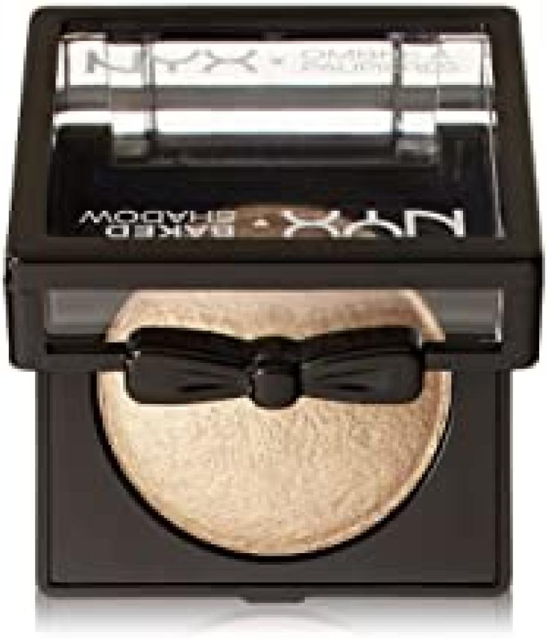 NYX Professional Makeup Baked Eyeshadow, Easy Rider, 0.1 Ounce