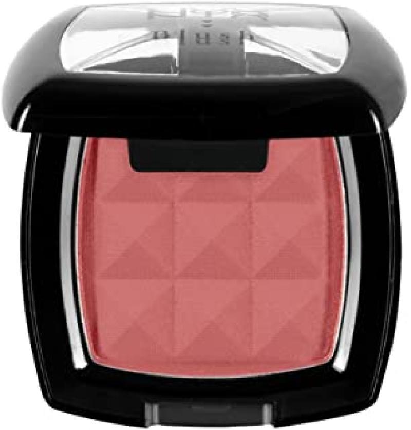 NYX Professional Makeup Powder Blush, Mocha, 0.14-Ounce