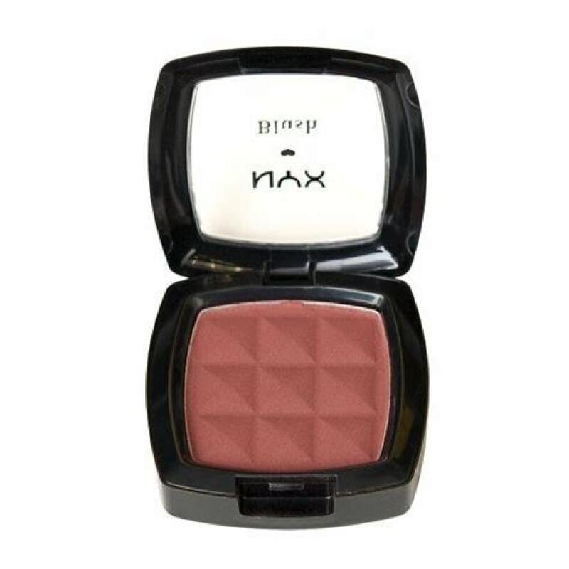 NYX Professional Makeup Powder Blush, Dusty Rose 0.14-Ounce
