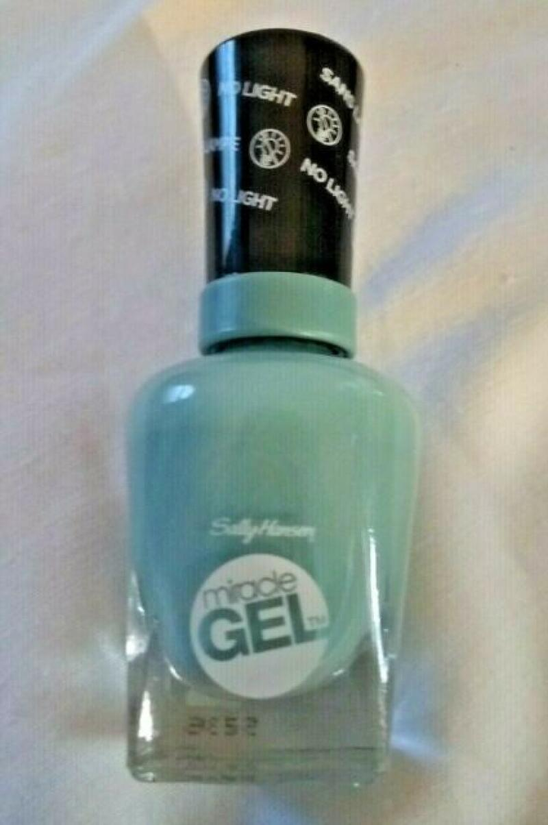 Sally Hansen Miracle Gel, Grey Matters 0.5 Ounce #290