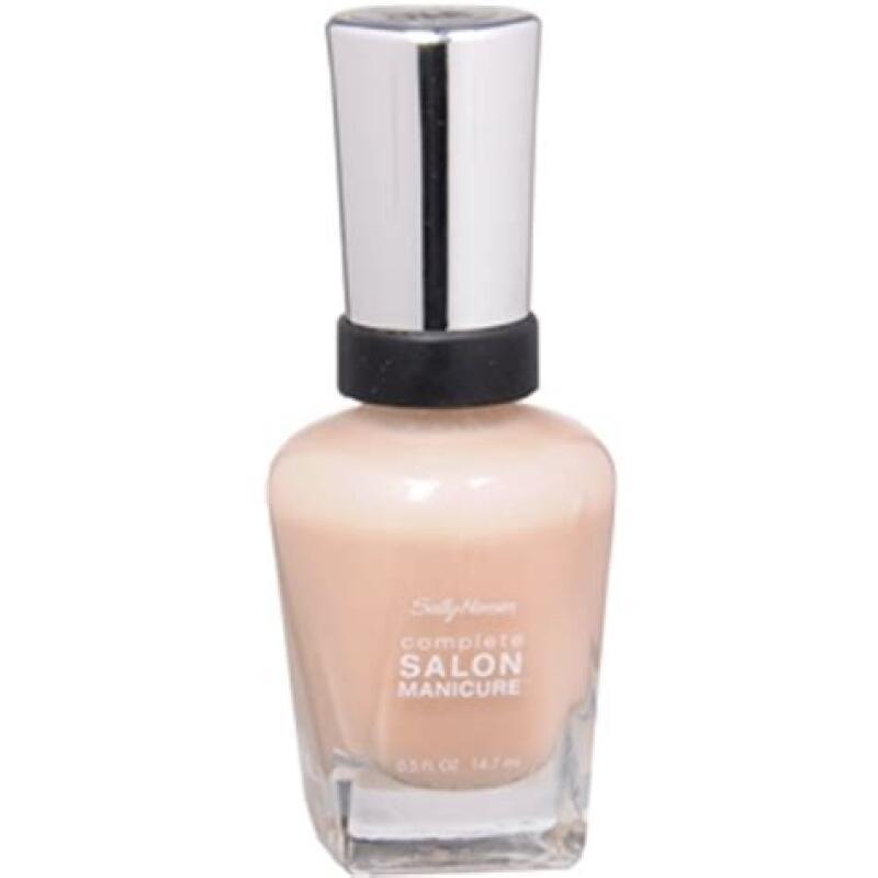 Sally Hansen Complete Salon Manicure, Almost Almond  0.5 Ounce