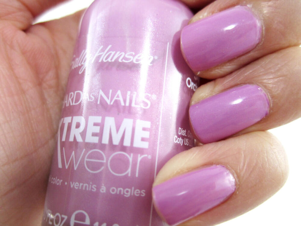 Sally Hansen Xtreme Wear Orchid Around 440/549