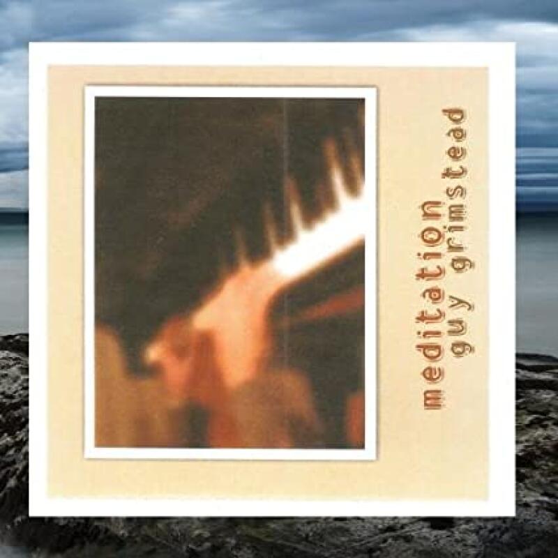 Meditation Guy Grimstead Audio CD New