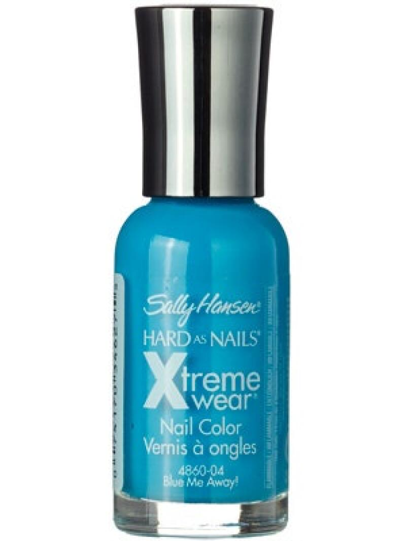 Sally Hansen Xtreme Wear Nail Color, Blue Me Away, 0.4 Fl Oz, Pack of 1