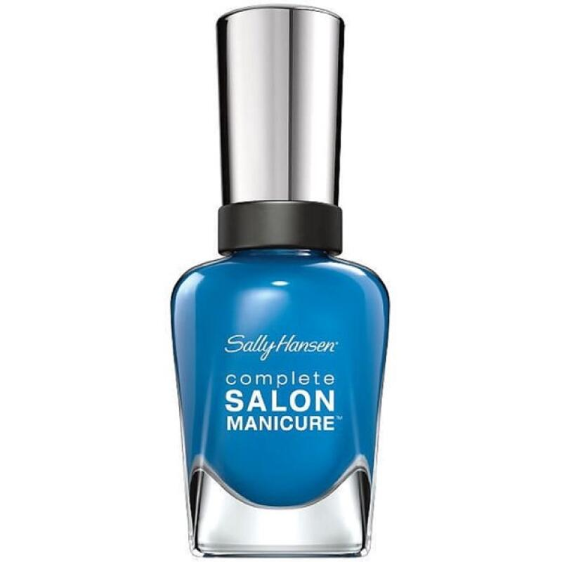 Sally Hansen Complete Salon Manicure Blue Chip, 0.5 Ounce 573