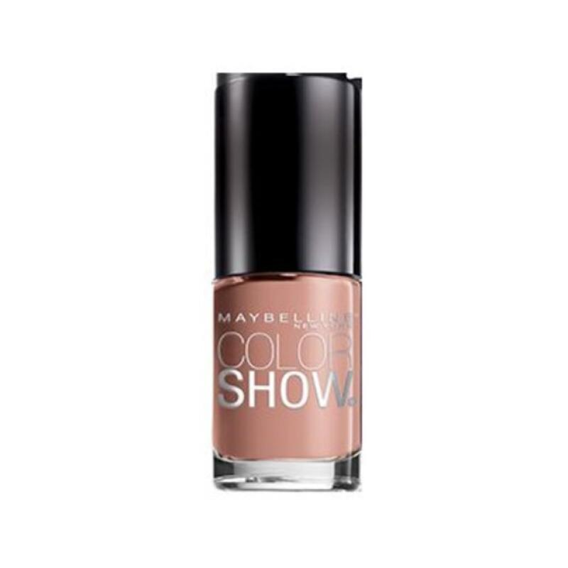 Maybelline Color Show - Better in Buff #031- nail lacquer polish