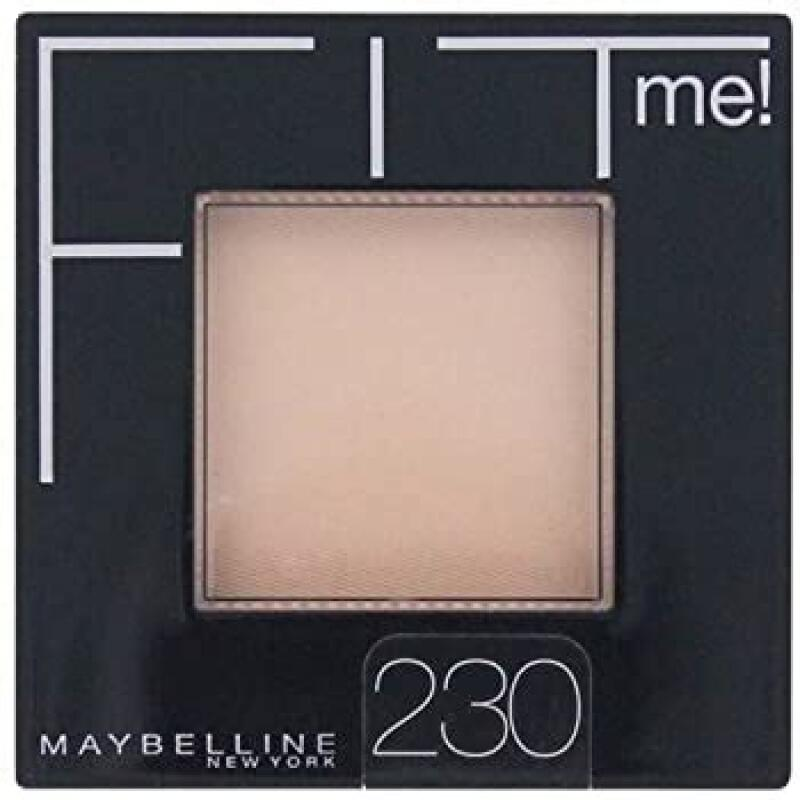 Fit Me! Maybelline Set + Smooth Powder -Natural Buff #230
