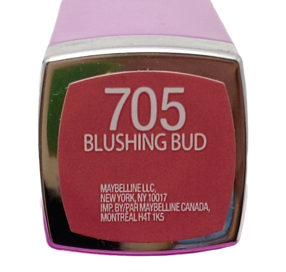 Color Sensational Maybelline -Blushing Bud #705 Lipstick