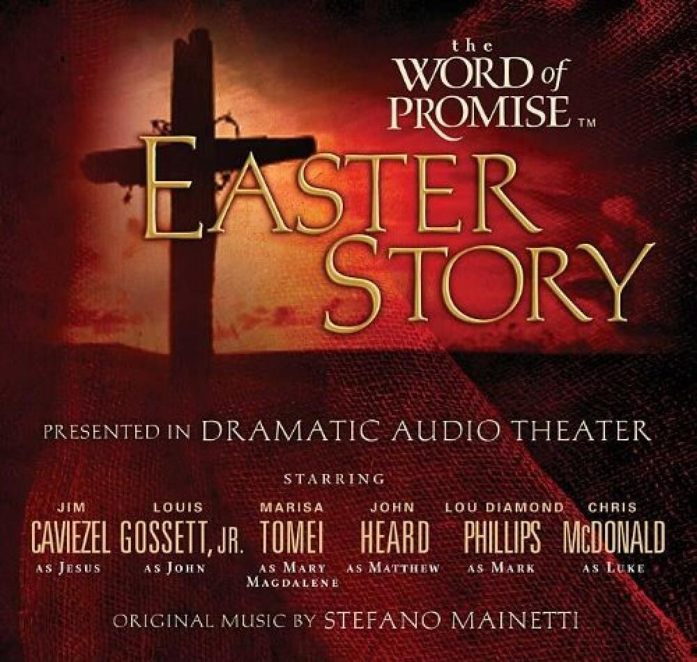 Word of Promise Easter Story New King James Version CD Audio