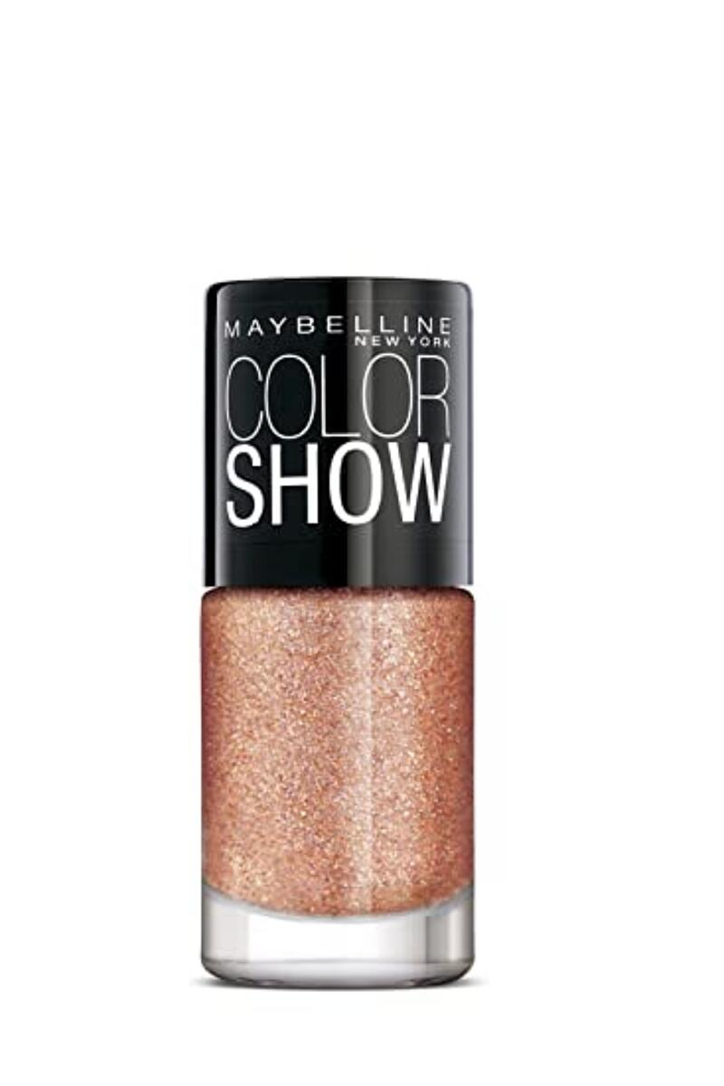 Maybelline Color Show - Gilded Rose #305- nail lacquer polish