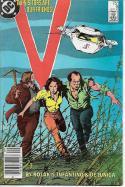 1985 V TV Series Comic Book #8 DC Comics Copper Age