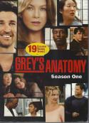 Grey's Anatomy Season One 1 2-Disc Set Factory Sealed New