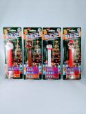 Christmas Pez Dispensers New Santa Claus, Elf, Reindeer, and Snowman Lot of 4