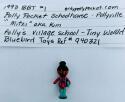 1993 VTG Vintage Polly Pocket Schoolhouse - Pollyville